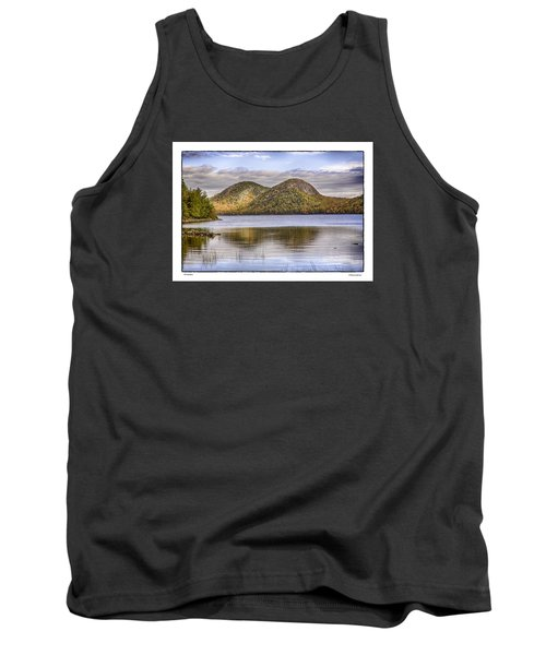Tank Top featuring the photograph The Bubbles by R Thomas Berner