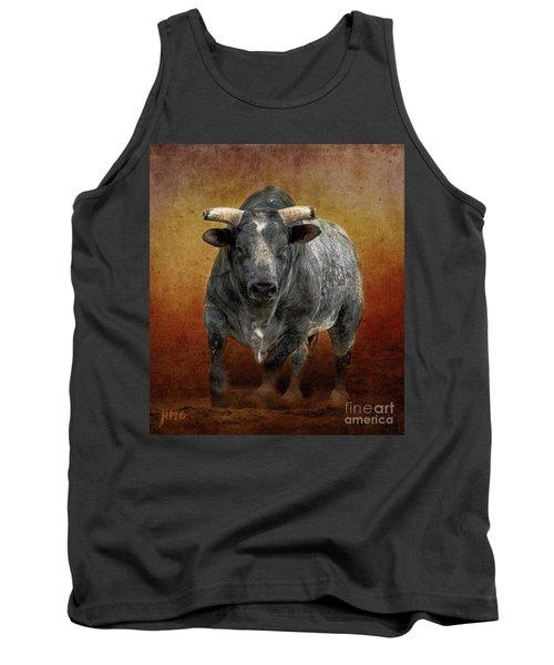 The Bull Tank Top