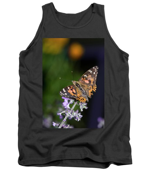 Tank Top featuring the photograph The Butterfly Effect by Alex Lapidus