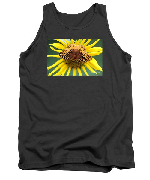 The Butterfly Effect Tank Top by Tina  LeCour