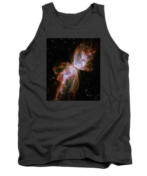 The Butterfly Nebula  Tank Top by Hubble Space Telescope