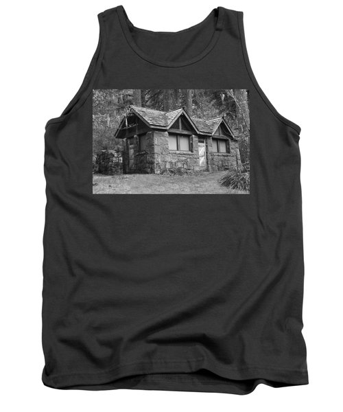 The Cabin Tank Top by Angi Parks