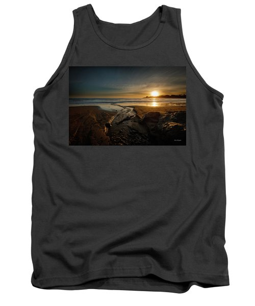 The Calming Bright Light Tank Top