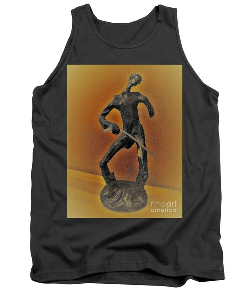 The Cane Man. Tank Top