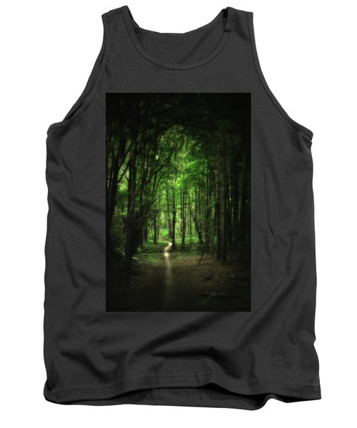 Tank Top featuring the photograph The Cathedral Arch by Andrea Kollo