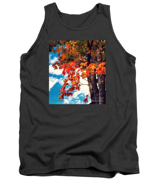 The  Changing  Tank Top by MaryLee Parker