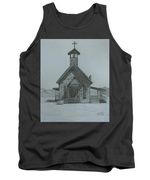 The Chapel  Tank Top