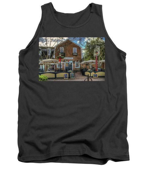 The Cheese Shop Tank Top