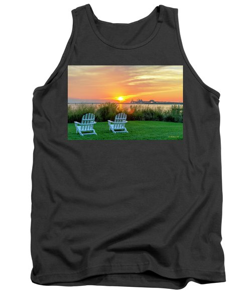 The Chesapeake Tank Top by Brian Wallace