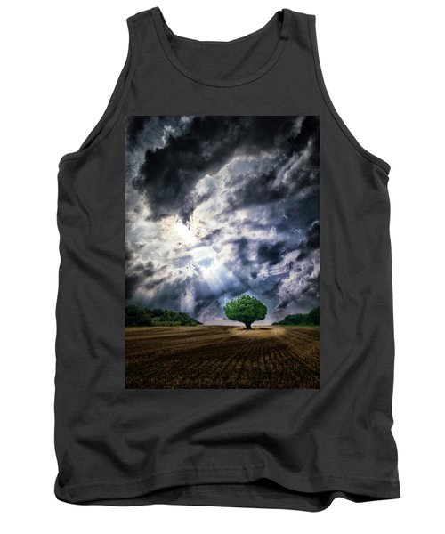 Tank Top featuring the photograph The Chosen by Mark Fuller