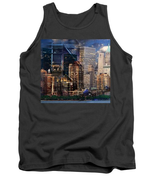 The City Tank Top
