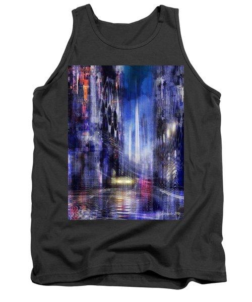 The City Rhythm IIi Tank Top