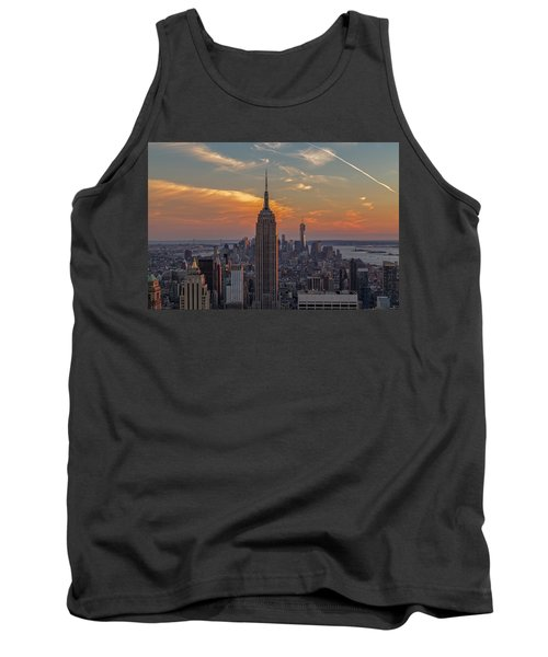 The City That Never Sleeps  Tank Top