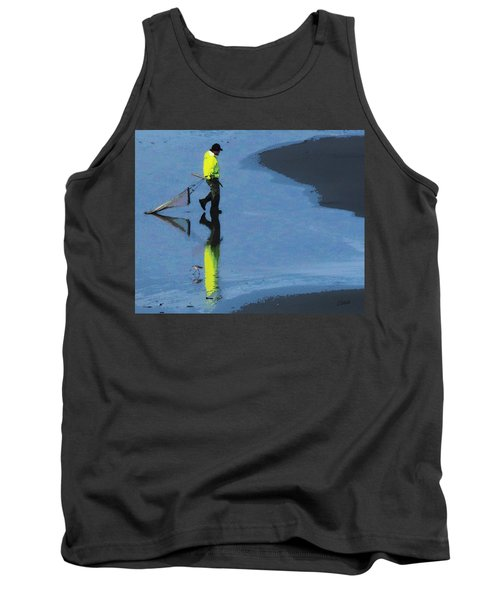 The Clammer Tank Top