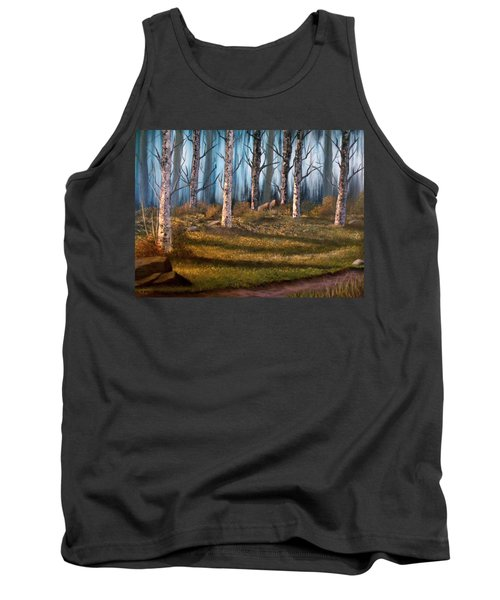 The Clearing Tank Top by Sheri Keith