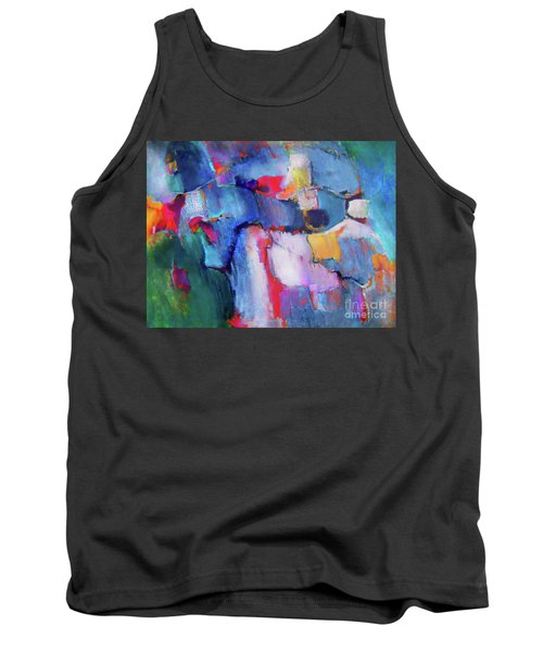 The Collaboration Tank Top
