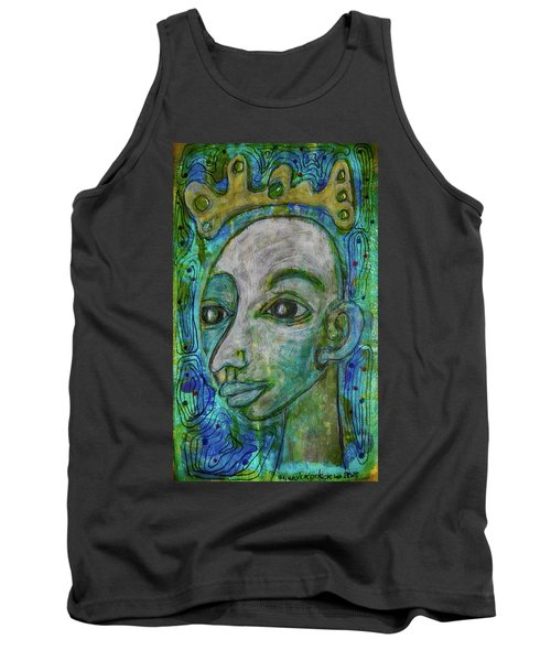The Coming Of Spring Tank Top