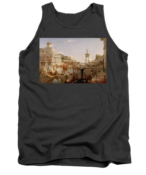 The Consummation The Course Of The Empire  Tank Top