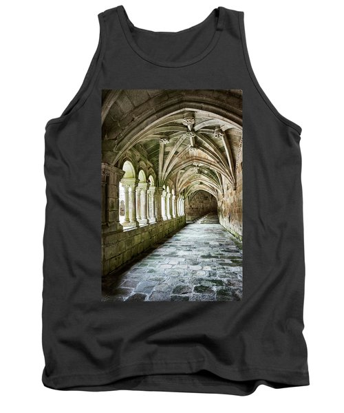 The Corridors Of The Monastery Tank Top