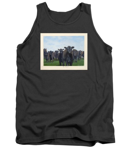 The Court Tank Top