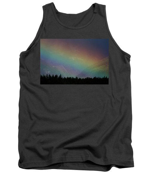 Tank Top featuring the photograph The Covenant  by Cathie Douglas