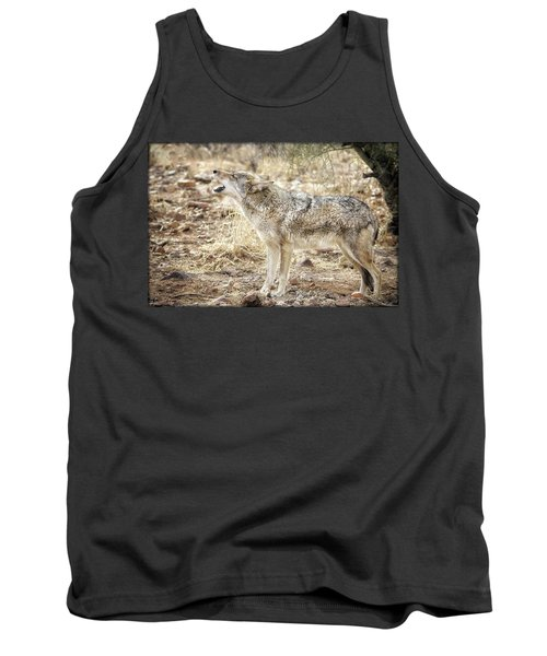 The Coyote Howl Tank Top