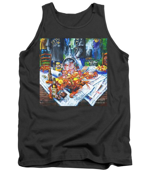 The Crawfish Boil Tank Top