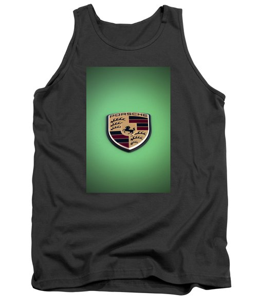 The Crest Tank Top
