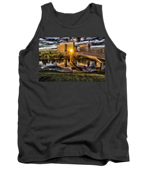 The Cross Tank Top
