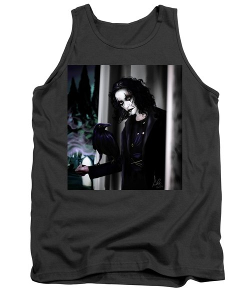 The Crow Tank Top