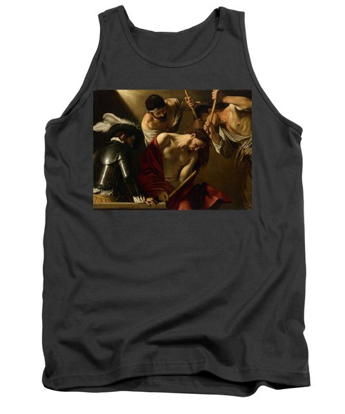 The Crowning With Thorns Tank Top