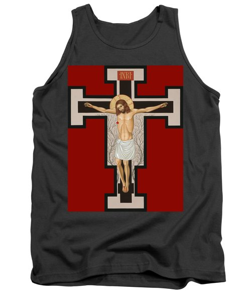 The Crucified Lord 017 Tank Top