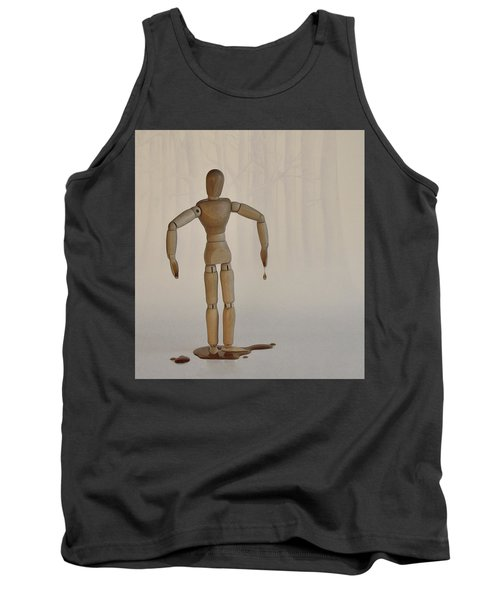 Tank Top featuring the photograph The Curse Of Maple Tree Ancestry by Mark Fuller