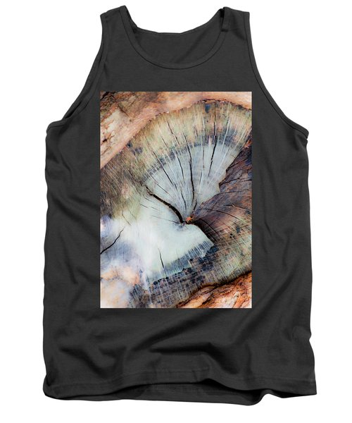 The Cut Tank Top by Stephen Anderson