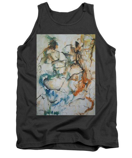The Dance Tank Top by Raymond Doward