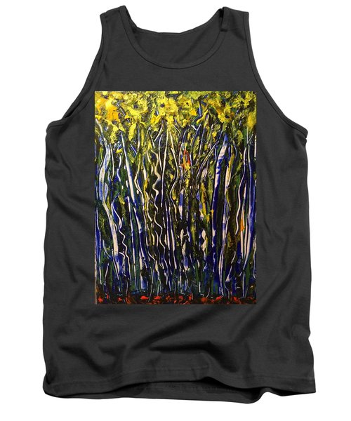 The Dancing Garden Tank Top