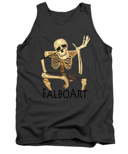 The Dead In Christ Tank Top