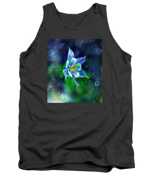The Deep Blue Tank Top by Colleen Taylor