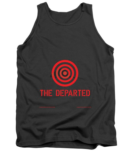 The Departed Tank Top by Gimbri