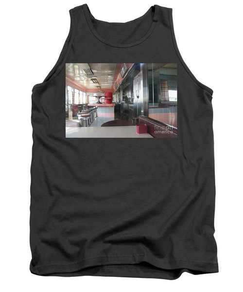 The Diner Tank Top