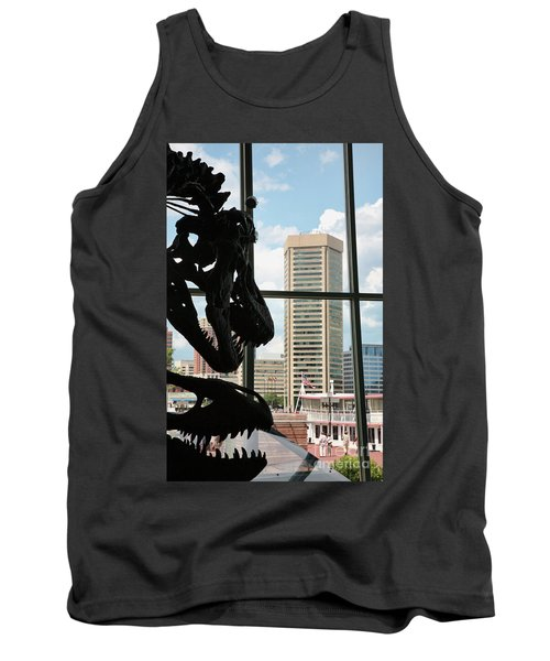 The Dinosaurs That Ate Baltimore Tank Top