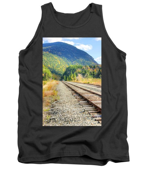 The Disappearing Railroad Tank Top