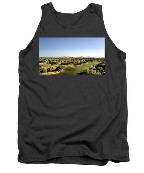 The Distance Tank Top