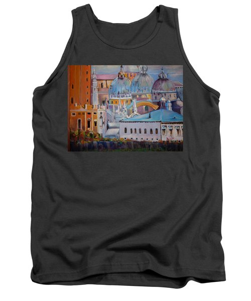 The Domes In Italy Tank Top