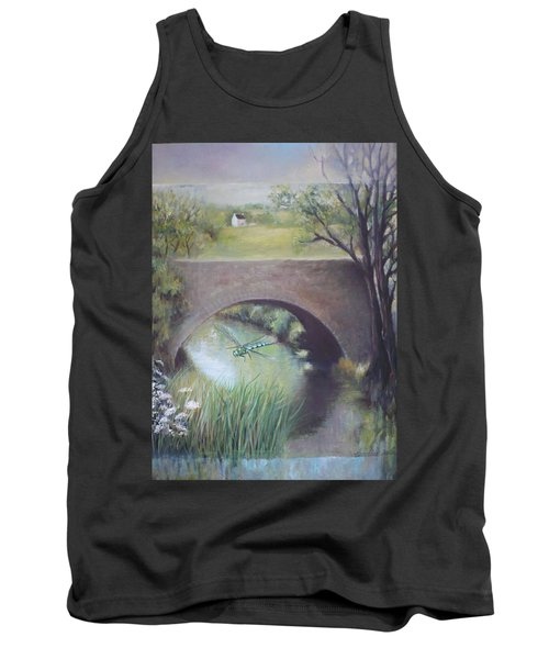 The Dragonfly Tank Top