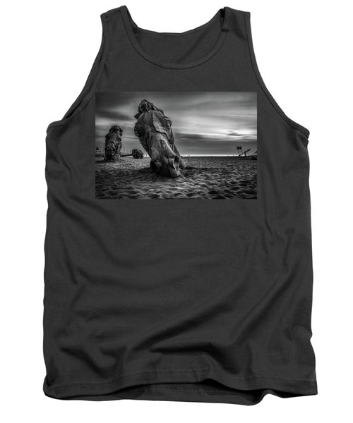 The Dread Horses Tank Top