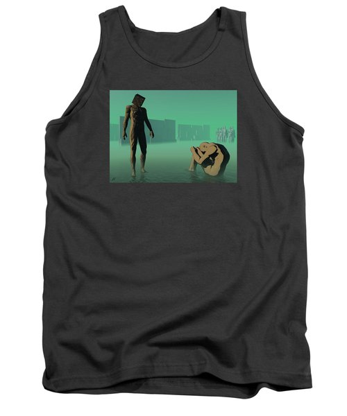 The Dream Of Shame Tank Top