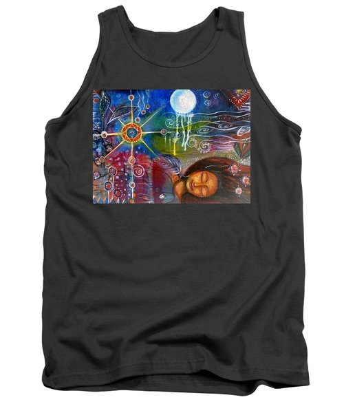 The Dreamer Tank Top by Prerna Poojara