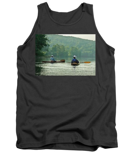 The Dreamers Tank Top by Tom Cameron