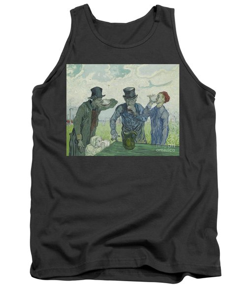 The Drinkers Tank Top